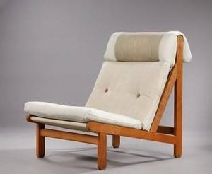 Bernt Kludestol (Rag Chair)